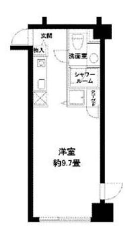 カスタリア水天宮(旧ニューシティレジデンス日本橋イースト) / 401 部屋画像1
