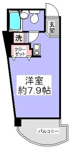 アルモニー御茶ノ水 / 905 部屋画像1
