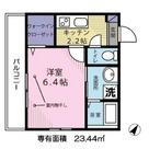 Maison One(仮称)ヘーベルハウス目黒本町 / 201 部屋画像1