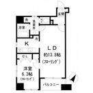 メゾン・ド・日本橋久松町 (旧リバティヴ日本橋久松町Ⅱ) / 7階 部屋画像1