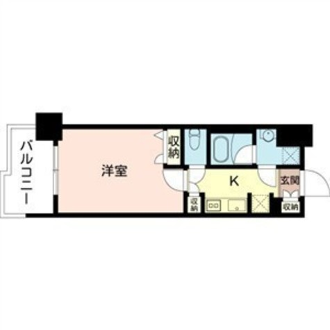 アーデン浅草橋 / 705 部屋画像1