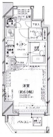セジョリ御茶ノ水 / 7階 部屋画像1