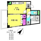 プラッツ幡ヶ谷 / 4階 部屋画像1
