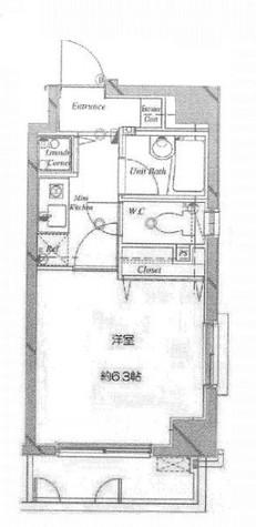 ロイヤルガーデン妻恋坂 / 9階 部屋画像1