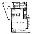 ソルージュ下目黒 / 202 部屋画像1