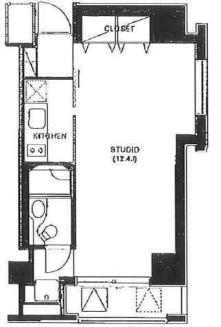 ビュロー日本橋イースト / 2階 部屋画像1
