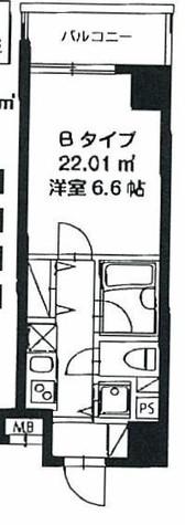 レジディア新御茶ノ水 / 404 部屋画像1