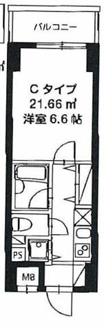 レジディア新御茶ノ水 / 4階 部屋画像1