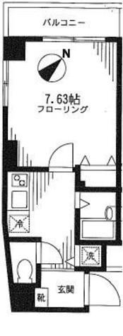 エテルノ大井町 / 7階 部屋画像1