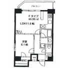 レジディア新御茶ノ水 / 1004 部屋画像1