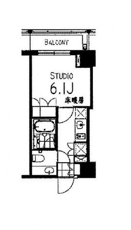 コンフォリア日本橋人形町イースト / 705 部屋画像1