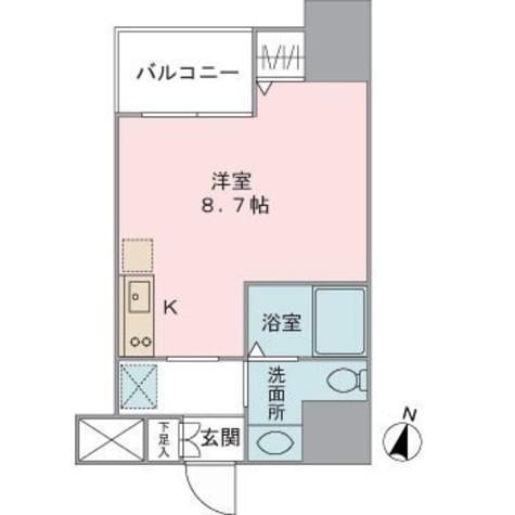 ラヴィーナ横浜 / 7階 部屋画像1