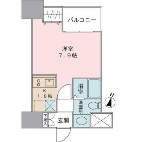 ラヴィーナ横浜 / 6階 部屋画像1