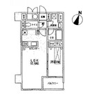 ルジェンテリベル日本橋濱町(旧トレステージ日本橋浜町) / 3階 部屋画像1
