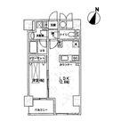 ルジェンテリベル日本橋濱町(旧トレステージ日本橋浜町) / 705 部屋画像1