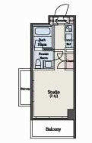 アジリア南麻布J's(旧南麻布デュープレックスタワー) / 2階 部屋画像1