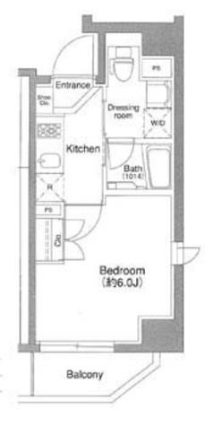 プラウドフラット森下 / 7階 部屋画像1