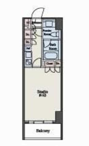 アジリア南麻布J's(旧南麻布デュープレックスタワー) / 602 部屋画像1