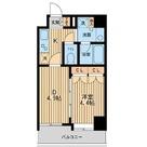 パークフラッツ渋谷代官山(旧ベルフェリーク渋谷代官山) / 3階 部屋画像1