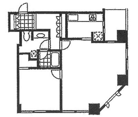 プレミエール一番町 / 4階 部屋画像1