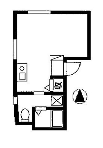 SOLID吉野町Ⅱ(ソリッド吉野町Ⅱ) / 3階 部屋画像1