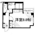 相馬貮番館 / 201 部屋画像1