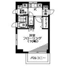 フローラ初台(フローラハツダイ) / 401 部屋画像1
