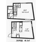 オリーブ笹塚B棟 / 203 部屋画像1