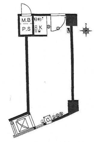 インペリアル御茶ノ水 / 3階 部屋画像1