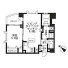 クリオ渋谷ラ・モード / 310 部屋画像1