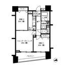 パークキューブ浅草田原町 / 11階 部屋画像1
