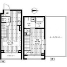 ステージファースト西大井一番館 / 406 部屋画像1