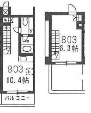 コンフォリア豊洲 (旧フォレシティアパートメント豊洲) / 8階 部屋画像1
