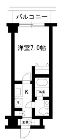 コンフォリア豊洲 (旧フォレシティアパートメント豊洲) / 6階 部屋画像1