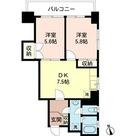 横山ビル / 1604 部屋画像1