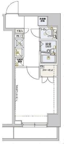 ヴェルト横浜ブライトコート / 403 部屋画像1
