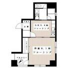 メゾンドコート八丁堀 / 2階 部屋画像1