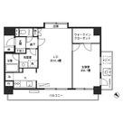 エステージ築地 / 401 部屋画像1
