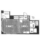 メゾンドコート八丁堀 / 6階 部屋画像1