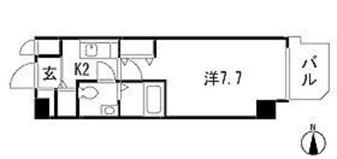 ロイヤルアメニティー西戸山 / 4階 部屋画像1