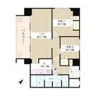 リバー&タワー / 606 部屋画像1