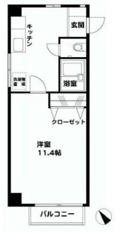 明和マンション / 2階 部屋画像1