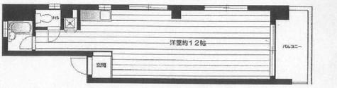 ターレル恵比寿 / 9階 部屋画像1