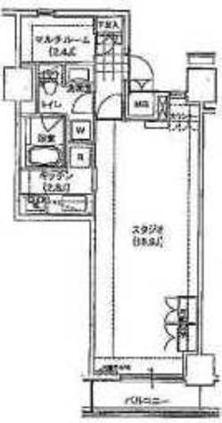 辰巳 11分マンション / 1221 部屋画像1