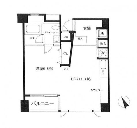 キャピタルステージ日本橋 / 7階 部屋画像1