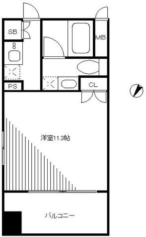 オーベルジュ日本橋 / 705 部屋画像1