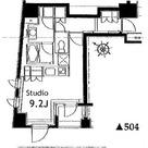 デュオステージ日本橋人形町 / 504 部屋画像1