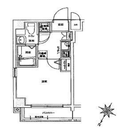 ドルチェ文京小石川 / 2階 部屋画像1