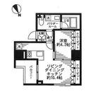レジディア勝どき【旧:コスモグラシア勝どき】 / 7階 部屋画像1