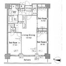 パークアクシス辰巳ステージ / 2階 部屋画像1